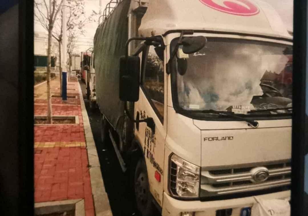 北汽福田其他车系 载货车  108匹 2016年10月 4x2