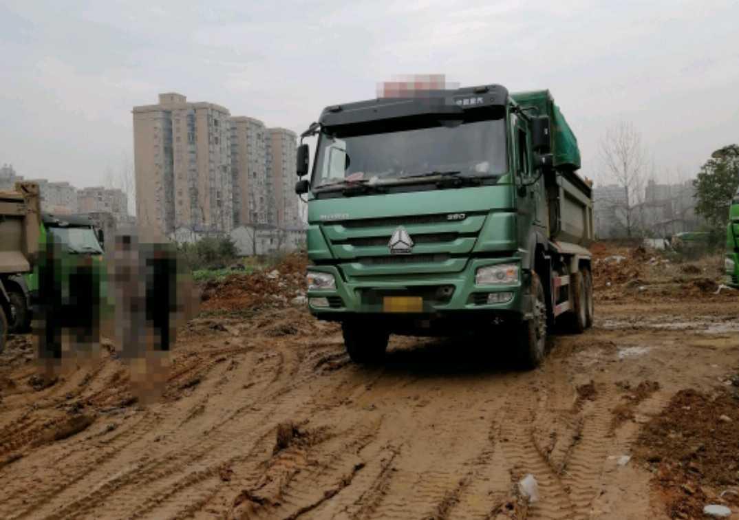 中国重汽其他车系 自卸车  380匹 2019年05月 6x4