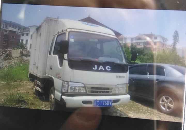 江淮其他车系 载货车  450匹 2013年04月 4x2