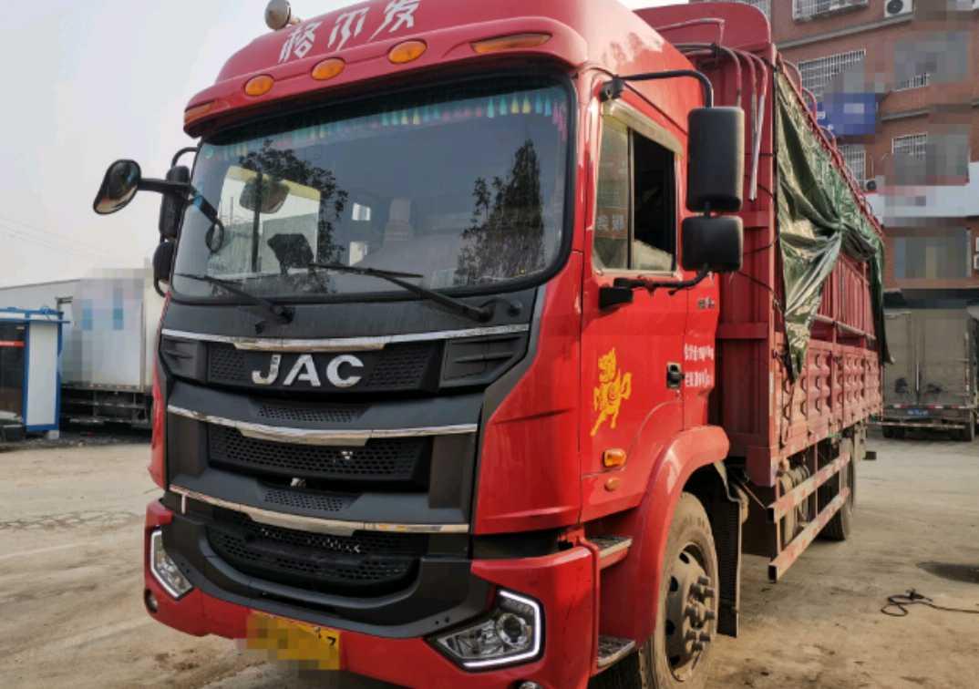 江淮格尔发A5L中卡 载货车  220匹 2019年03月 4x2