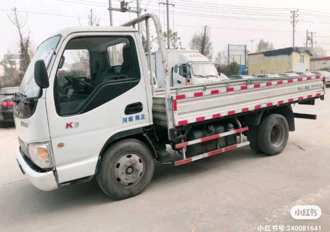 江淮其他车系 载货车  120匹 2017年03月 4x2