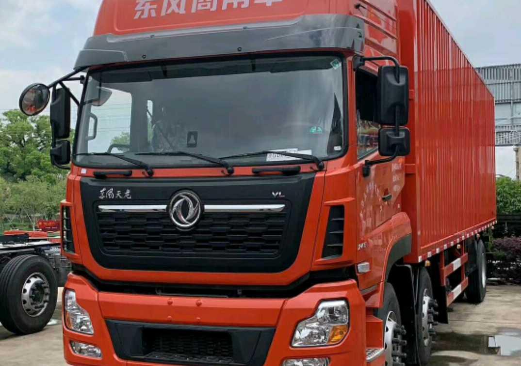 东风天龙 载货车  245匹 2020年03月 6x2
