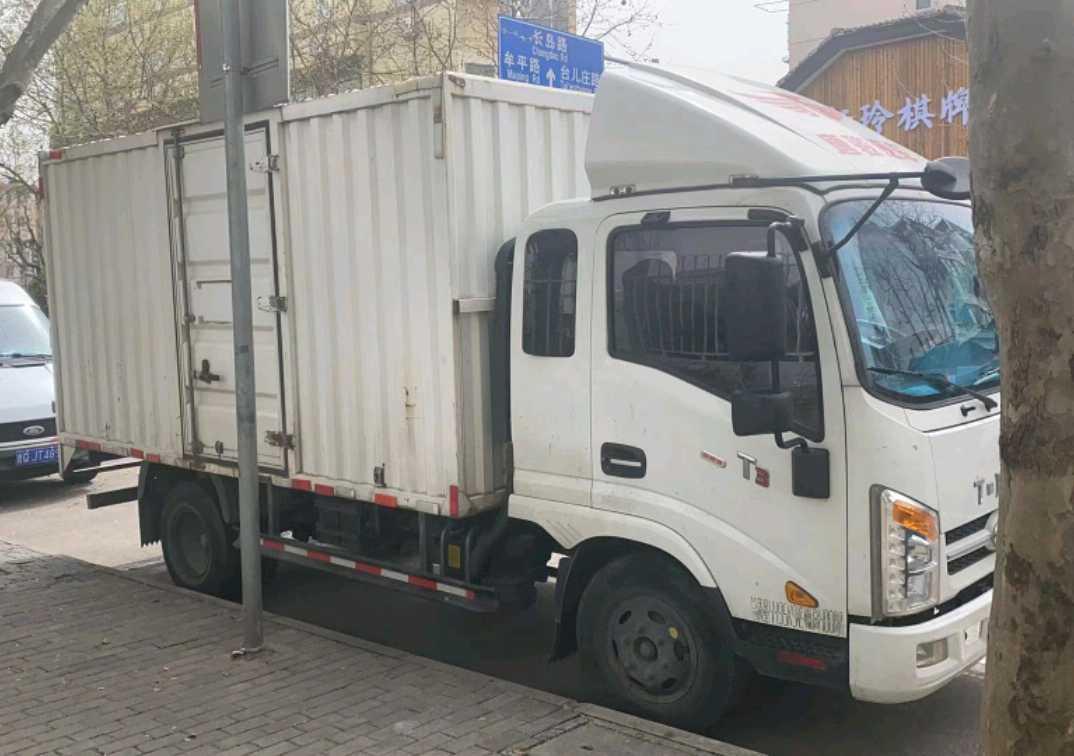 #其他品牌 载货车  100匹 2018年11月 8x4