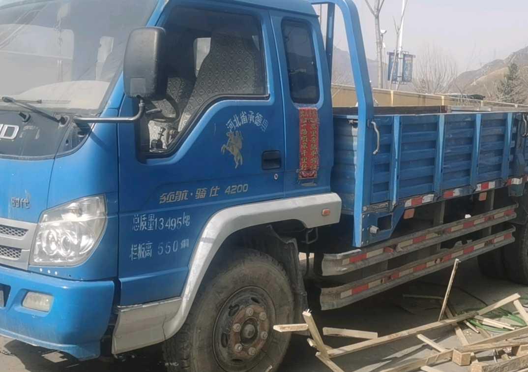 福田欧曼其他车系 载货车  4200匹 2013年04月 4x2