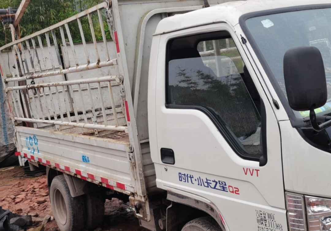 时代小卡之星 载货车  112匹 2016年06月 4x2