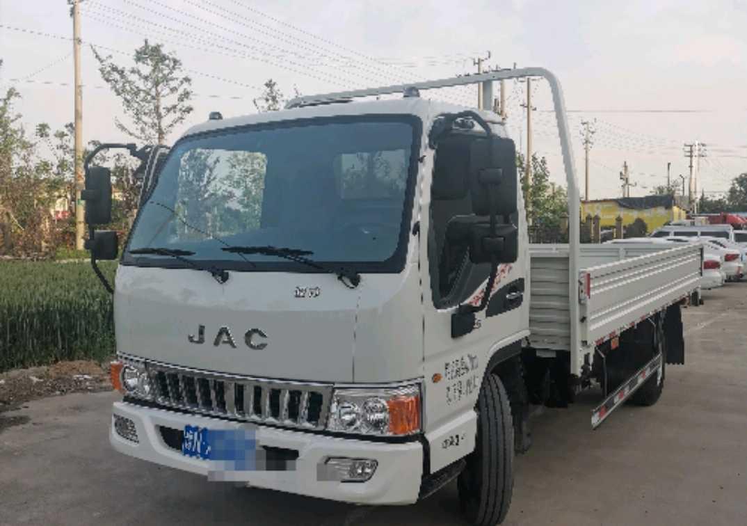 江淮其他车系 载货车  130匹 2020年07月 4x2