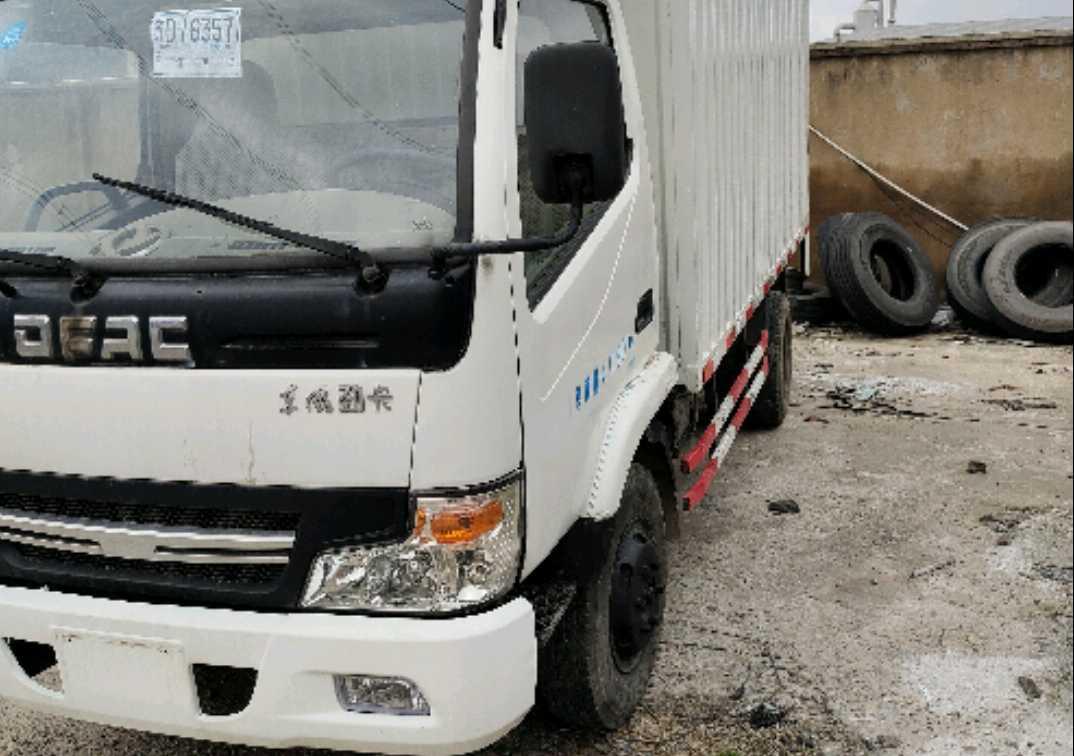 东风其他车系 载货车  113匹 2012年01月 4x2