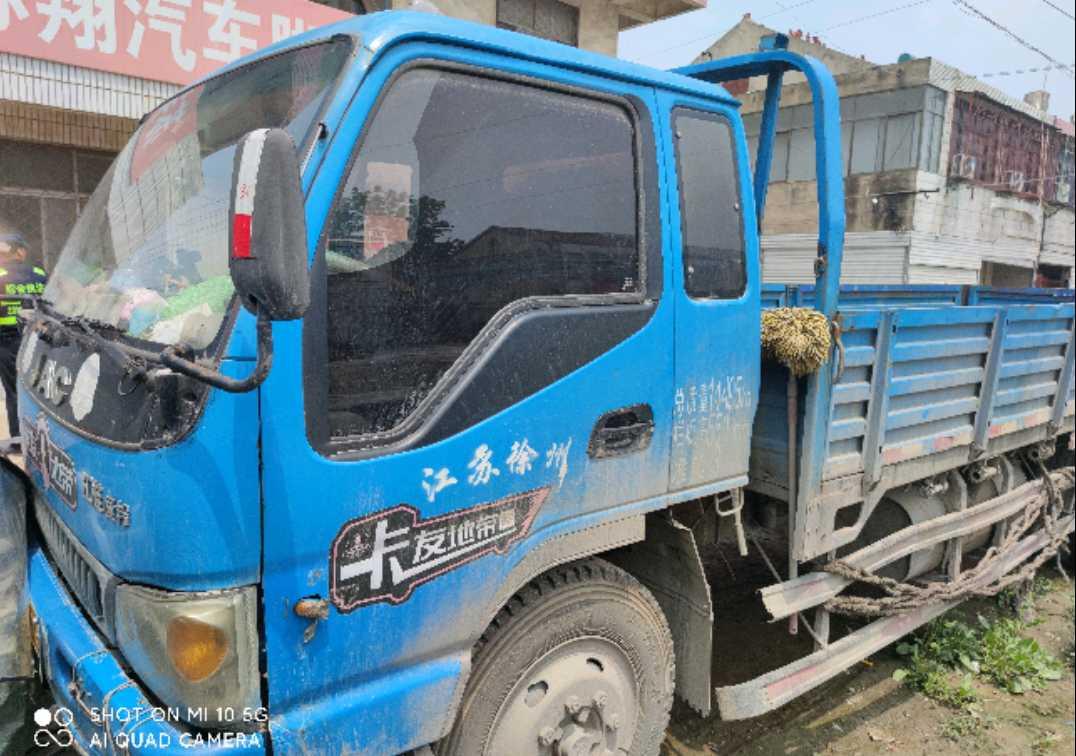江淮其他车系 载货车  138匹 2011年06月 4x2