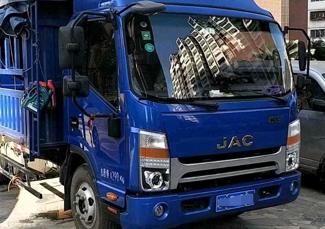 江淮其他车系 载货车  141匹 2020年09月 4x2
