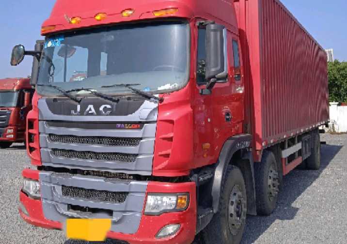 江淮格尔发 载货车  240匹 2016年05月 4x2
