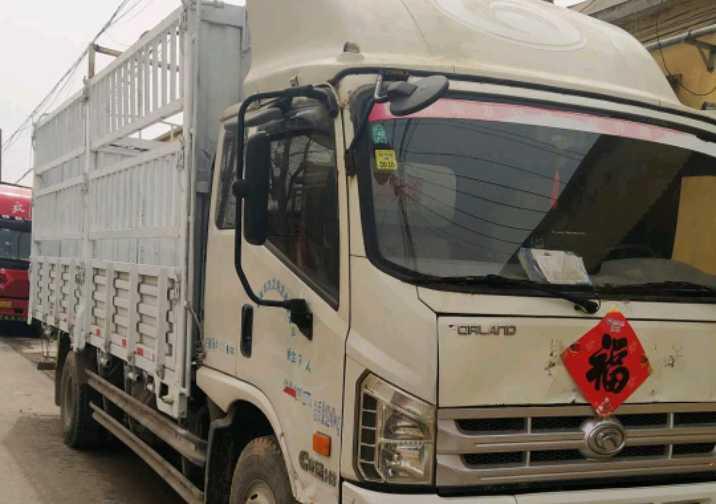 时代康瑞 载货车  154匹 2015年01月 6x2