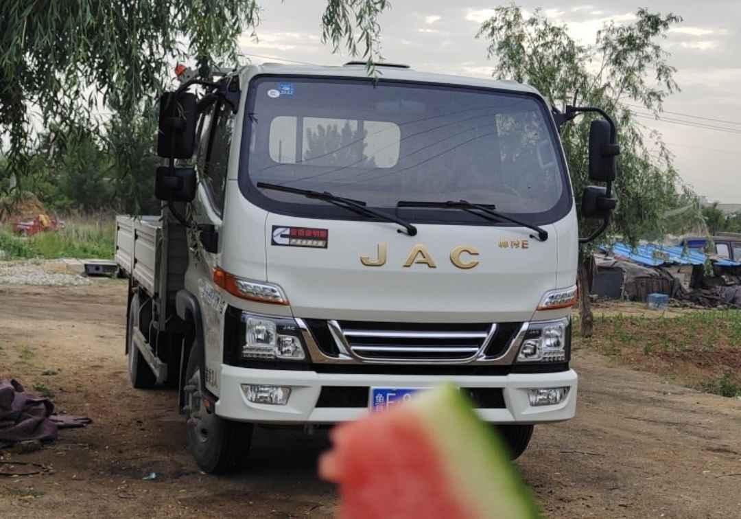 江淮其他车系 载货车  152匹 2021年04月 4x2