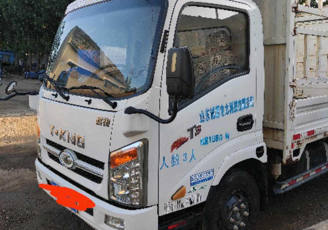 #其他品牌 载货车  120匹 2017年11月 4x2
