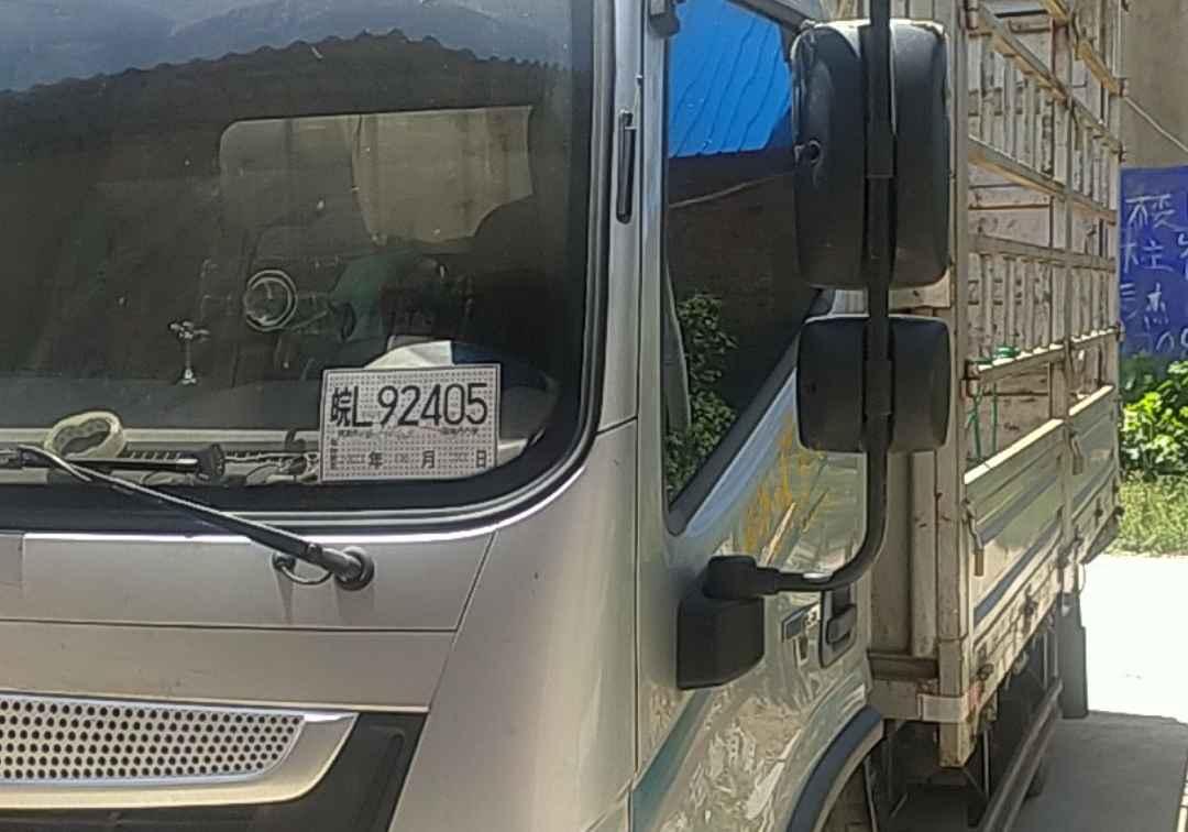 北汽福田其他车系 载货车  130匹 2018年03月 4x2