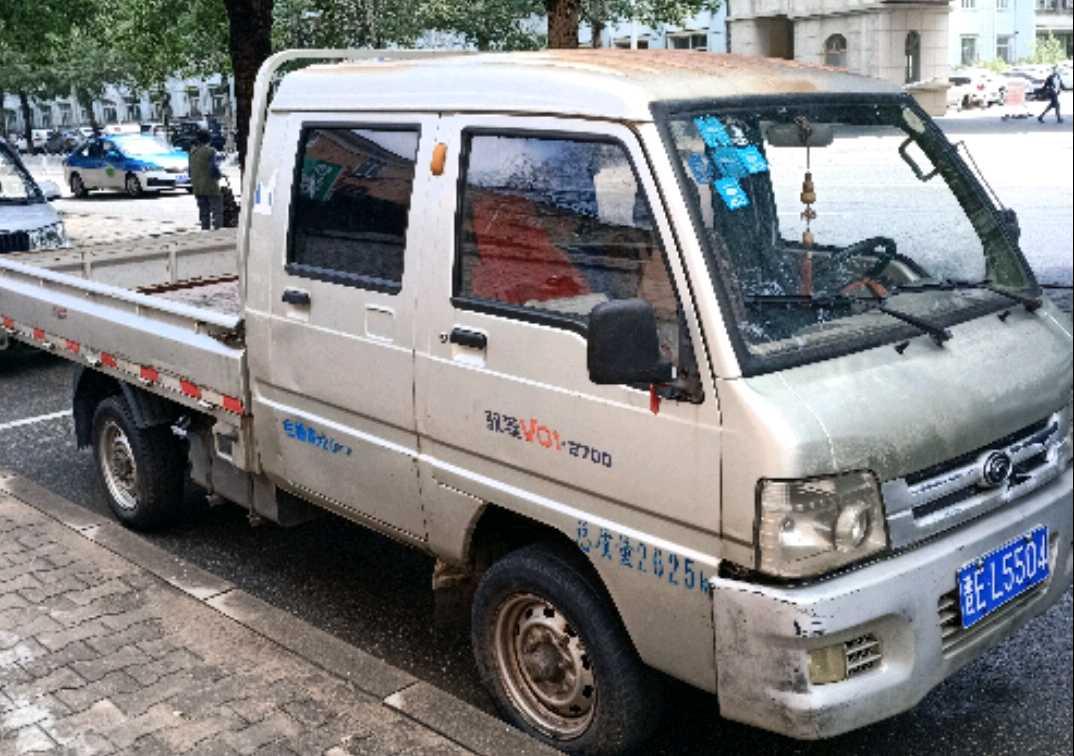 北汽福田其他车系 载货车  61匹 2012年06月 4x2