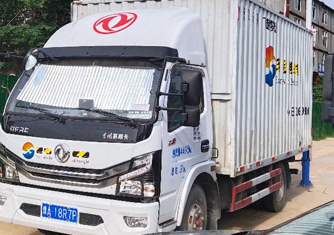 东风其他车系 载货车  130匹 2020年05月 4x2