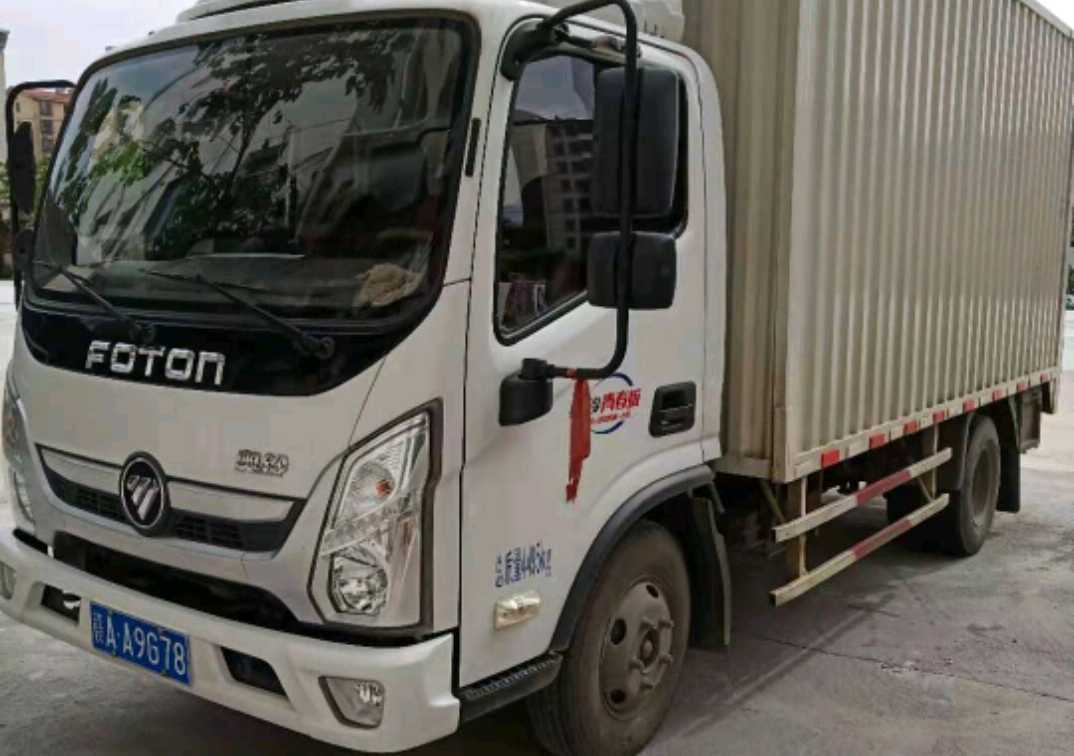 北汽福田其他车系 载货车  116匹 2020年07月 4x2