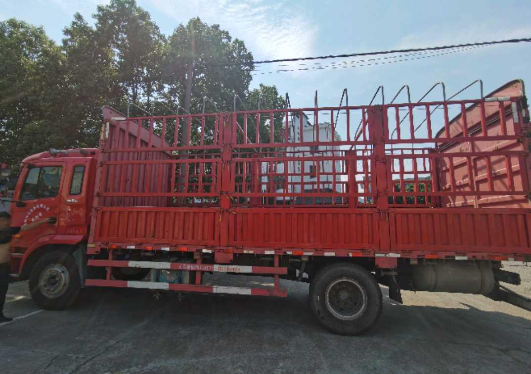 江淮格尔发K5L中卡 重载型 载货车  220匹 2018年04月 4x2
