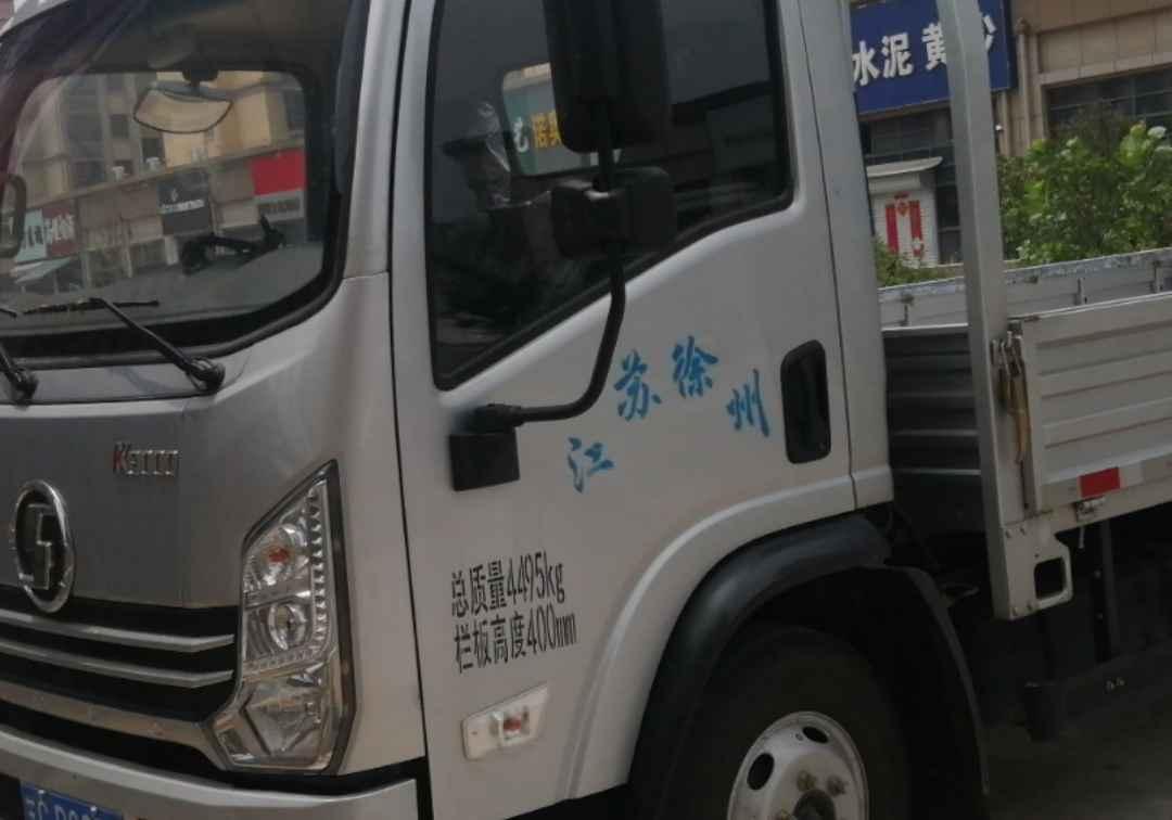 陕汽德龙X3000 载货车  110匹 2021年05月 4x2