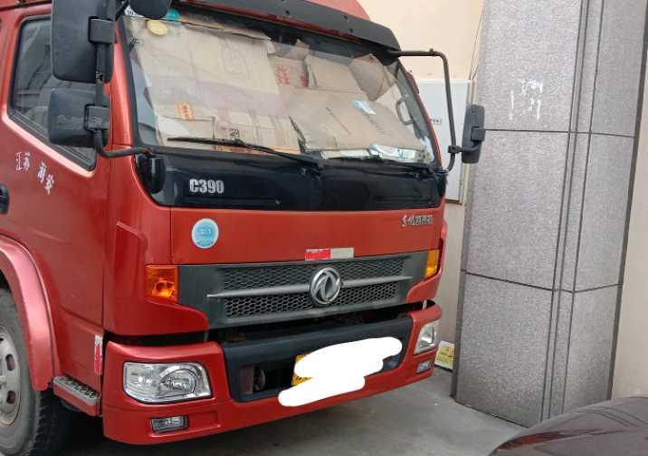 东风其他车系 载货车  160匹 2014年10月 6x2