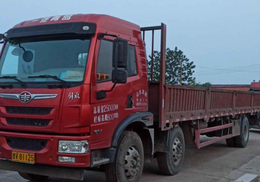 一汽解放其他车系 载货车  220匹 2016年09月 6x2