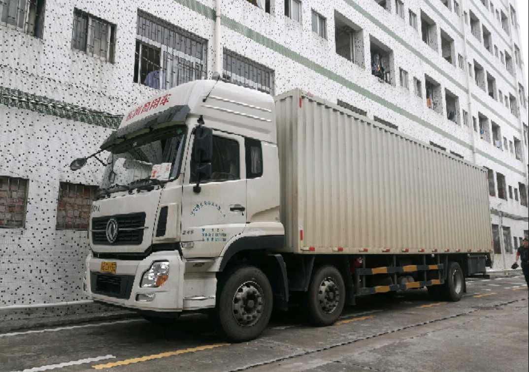 东风天龙 载货车  245匹 2017年04月 6x4