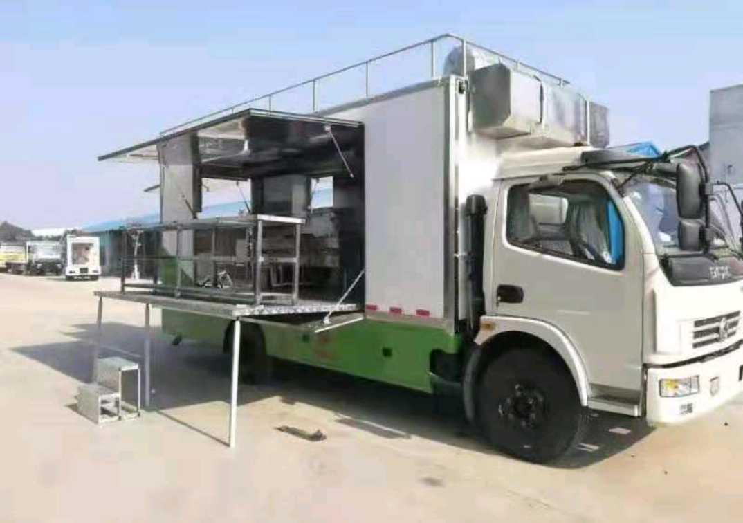 东风其他车系 其他车型  140匹 2016年12月 4x2