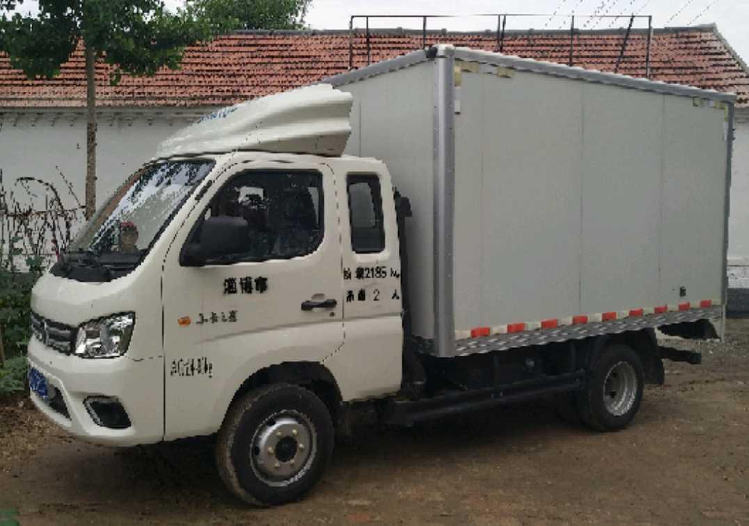 时代小卡之星 载货车  116匹 2021年06月 4x2