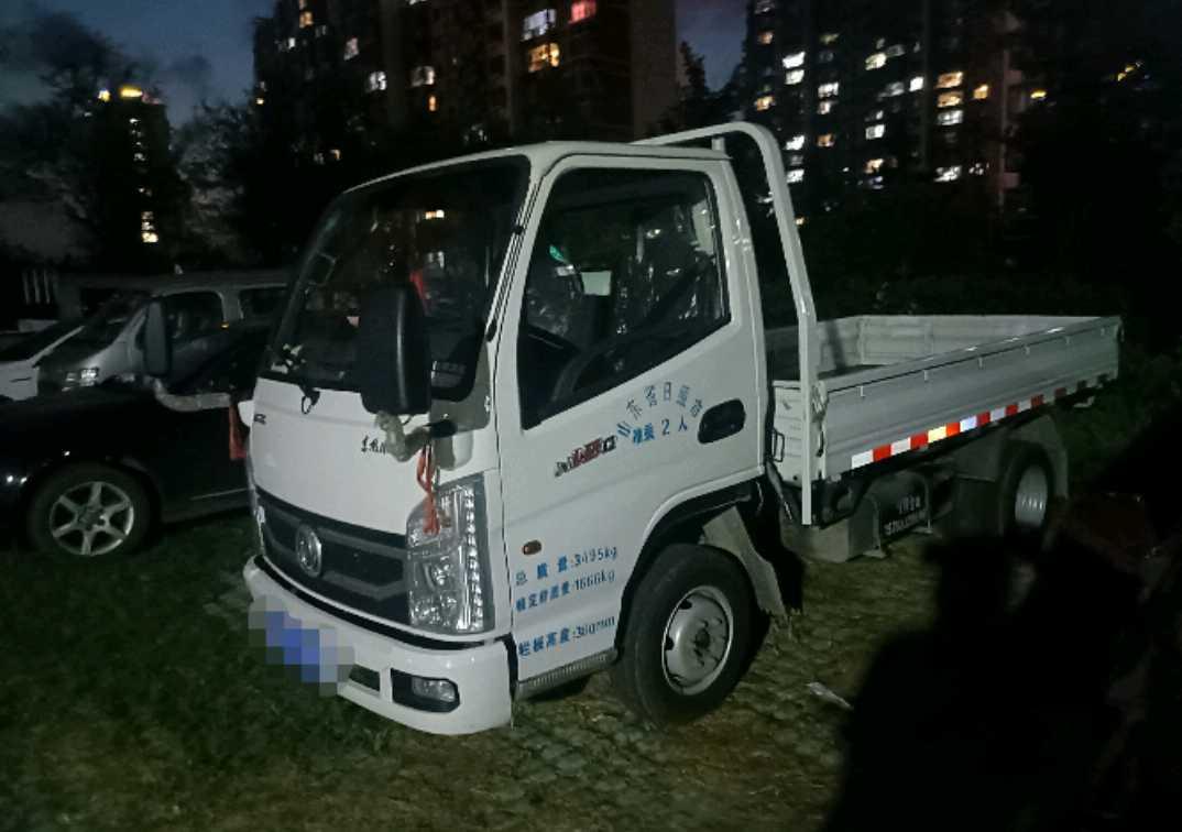 东风其他车系 载货车  10000匹 2021年04月 4x2