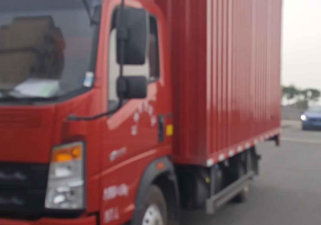 #其他品牌 载货车  135匹 2021年08月 4x2