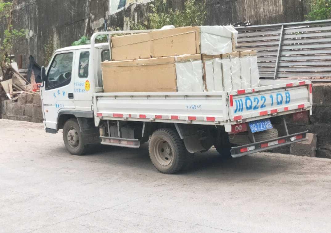 一汽解放其他车系 载货车  78匹 2019年11月 4x2