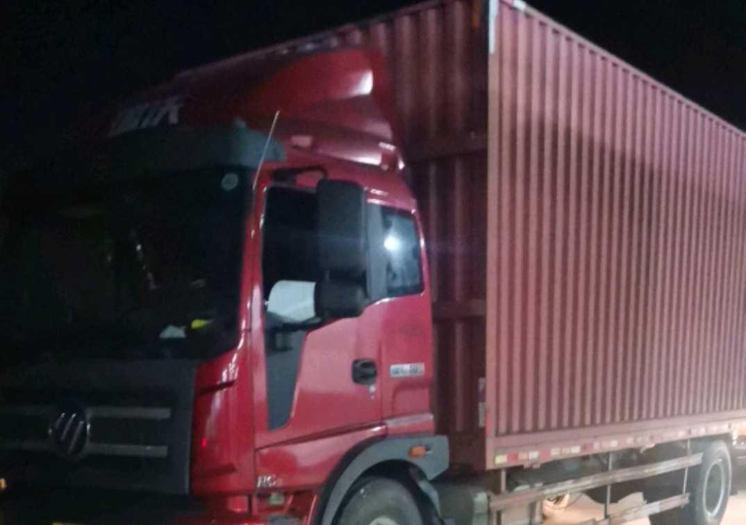 福田瑞沃瑞沃Q5 载货车  170匹 2016年12月 4x2