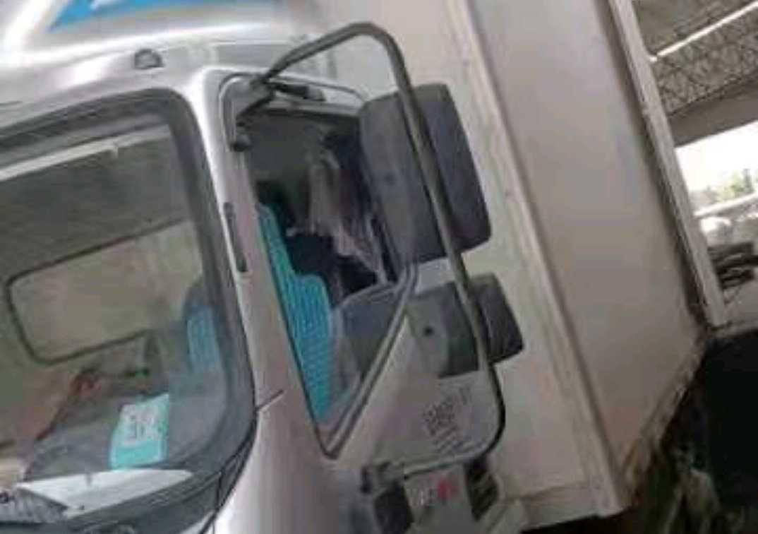 福田奥铃奥铃捷运 载货车  156匹 2020年08月 4x2