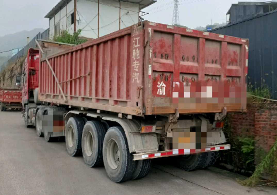 东风天龙 牵引车  450匹 2019年06月 6x4