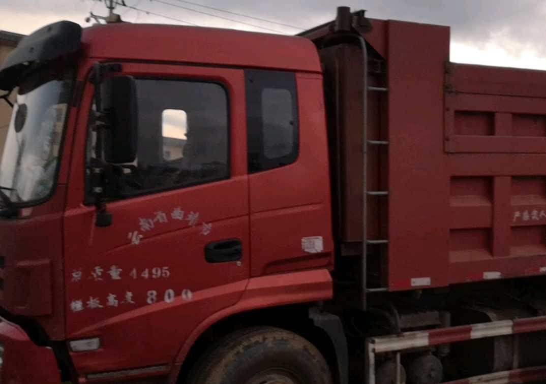 东风其他车系 自卸车  160匹 2016年09月 4x2