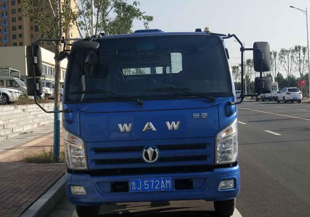 飞碟奥驰奥驰X系 自卸车  170匹 2021年05月 4x2