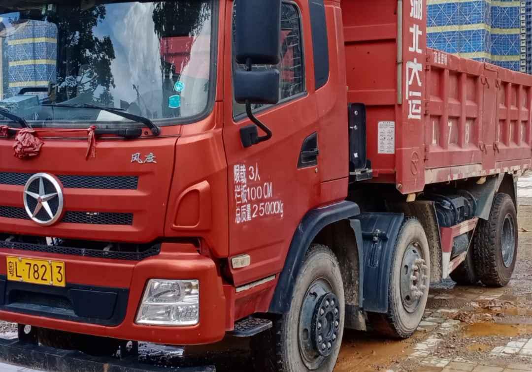 大运重卡重卡 自卸车  220匹 2020年09月 4x2