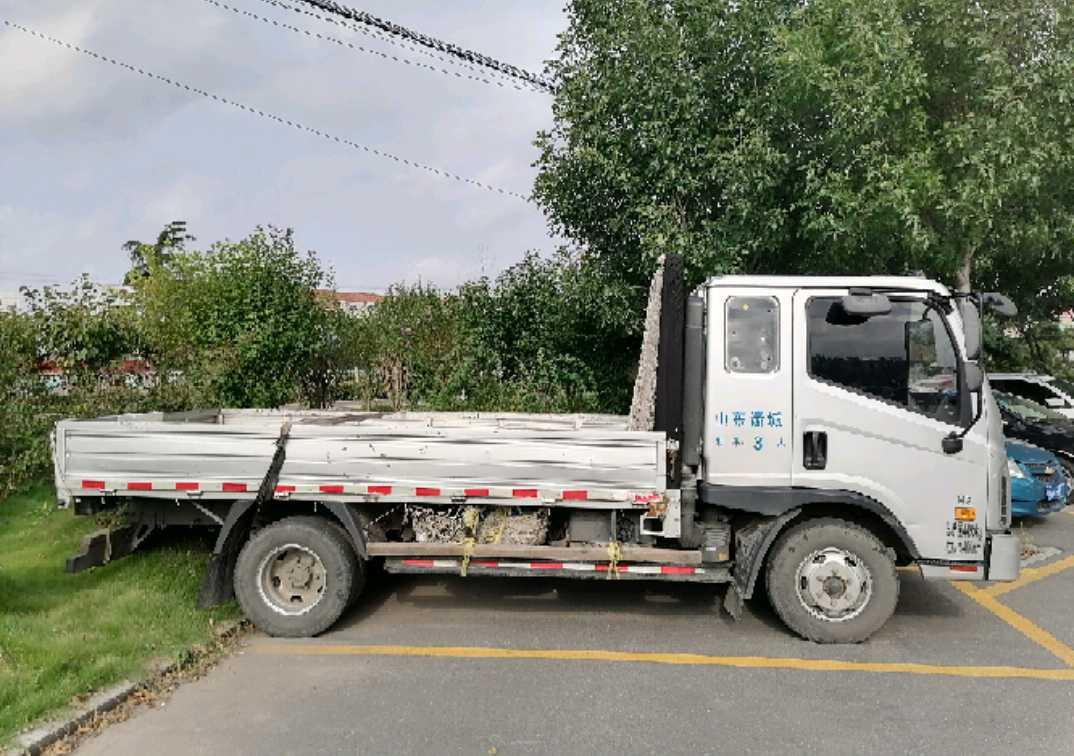 北汽福田其他车系 载货车  132匹 2018年08月 4x2