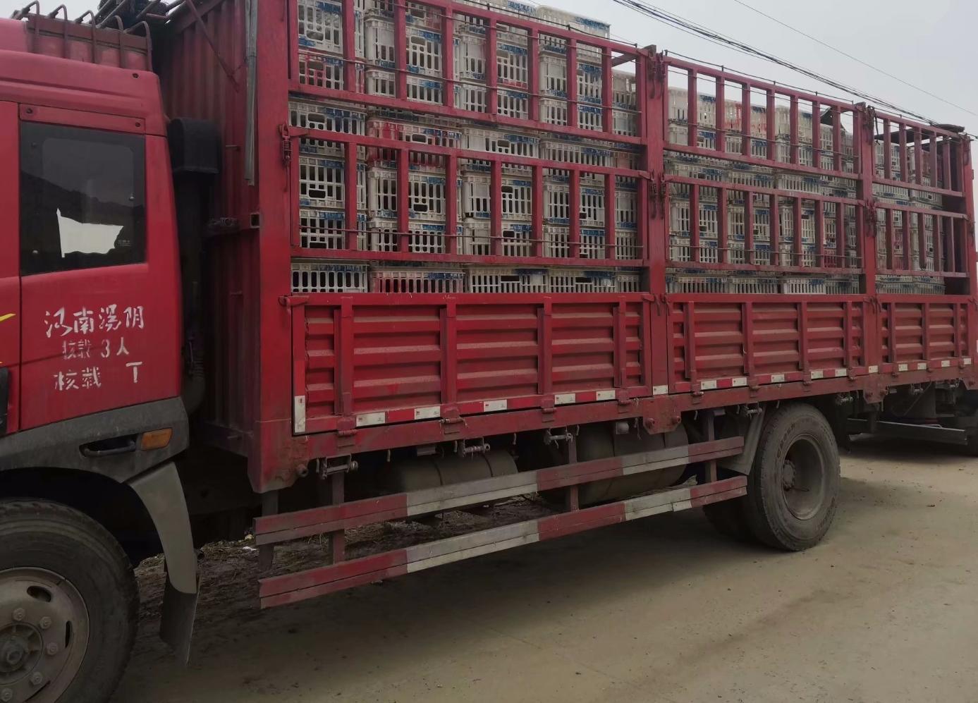一汽解放其他车系 载货车  142匹 2012年07月 4x2