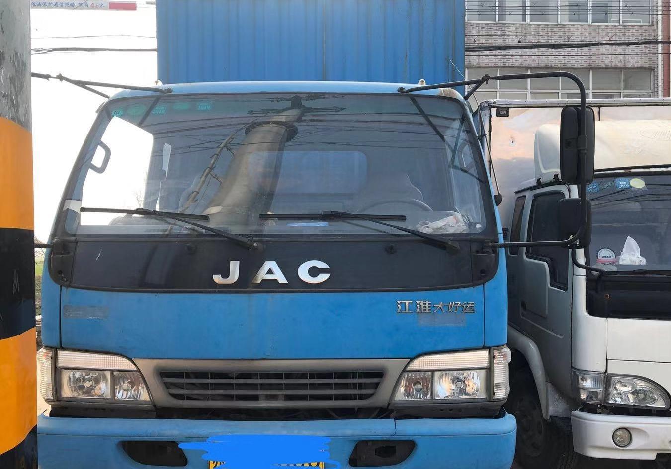 江淮其他车系 载货车  101匹 2012年05月 4x2
