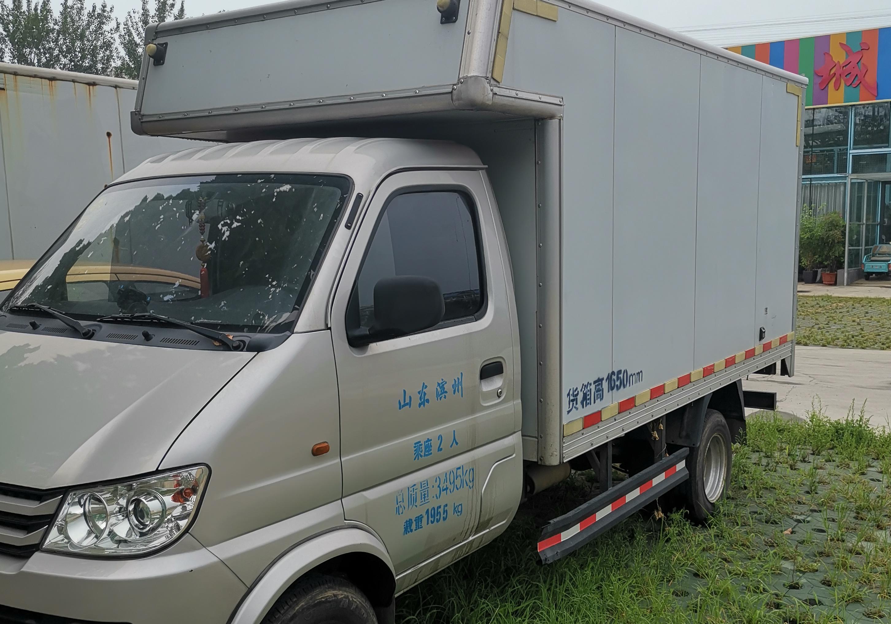 長安跨越王 載貨車  110匹 2017年06月 4x2