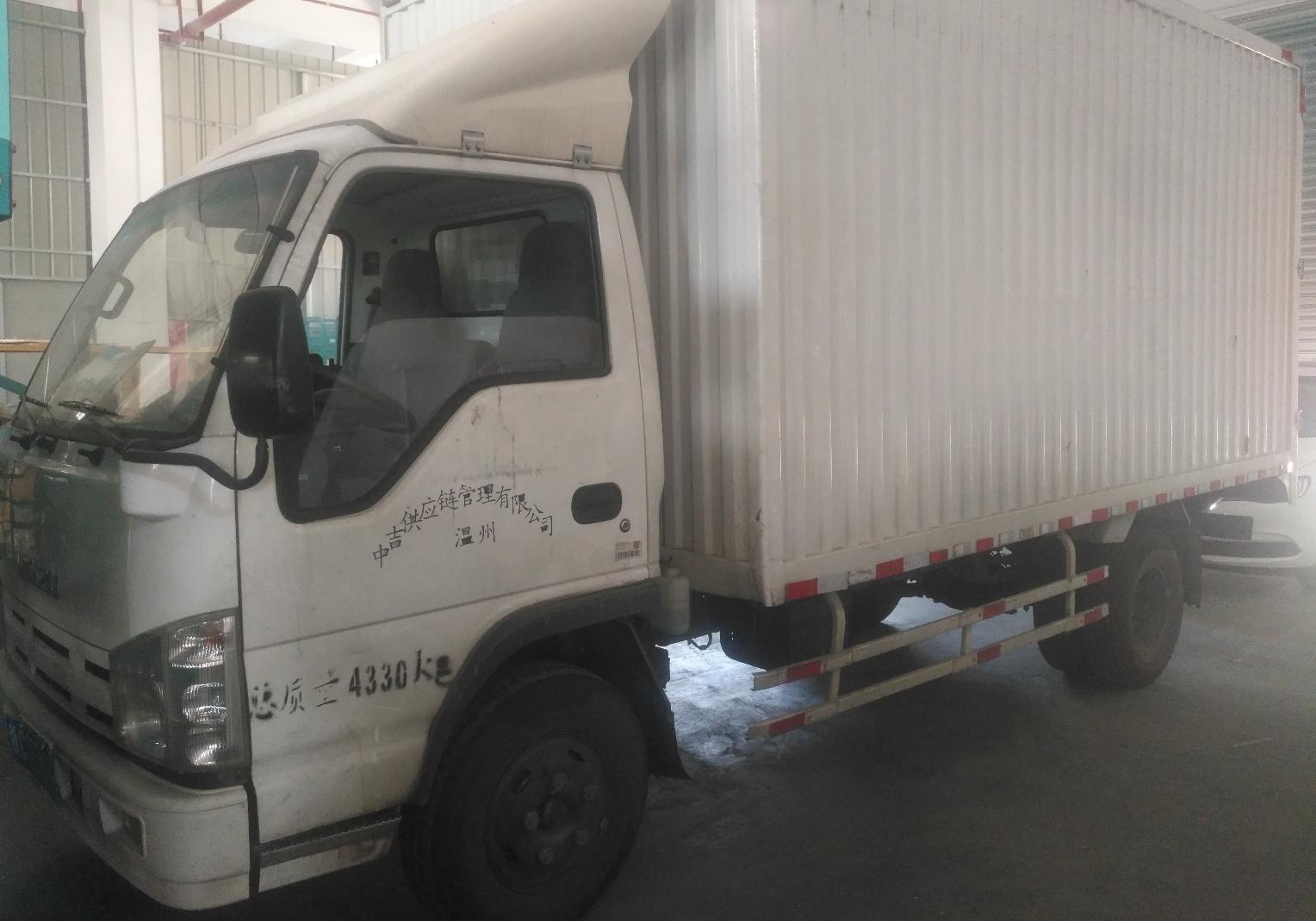 #其他品牌其他 載貨車  130匹 2017年06月 4x2