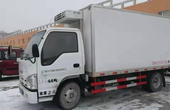 五十鈴其他車系 冷藏車  98匹 2017年12月 4x2