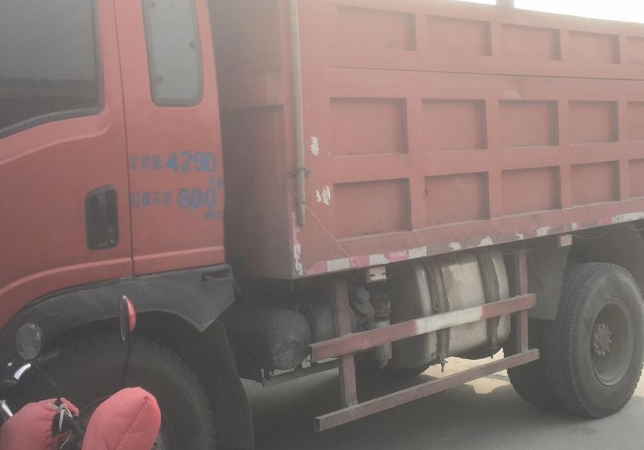 大運奧普力 自卸車  160匹 2018年03月 4x2
