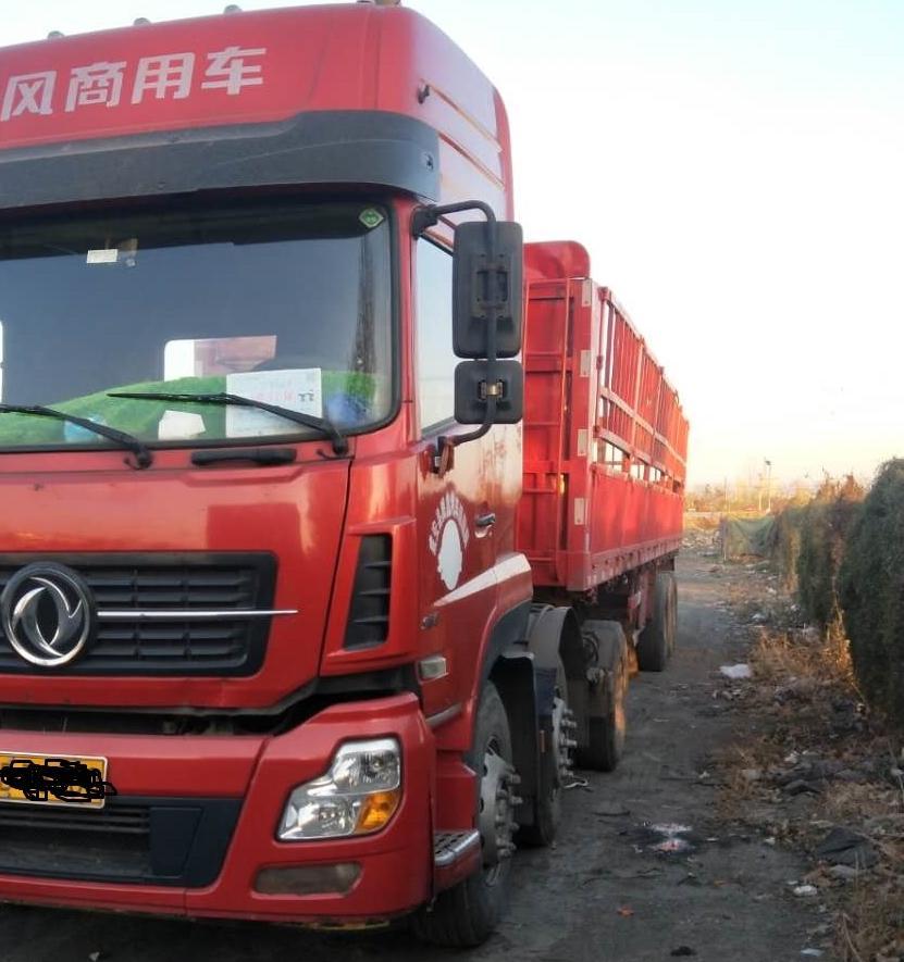 東風天龍 牽引車  360匹 2016年03月 6x2