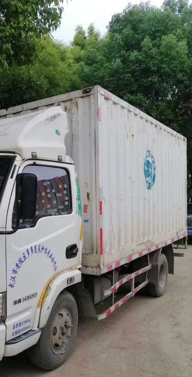 #其他品牌其他 載貨車  115匹 2012年06月 4x2