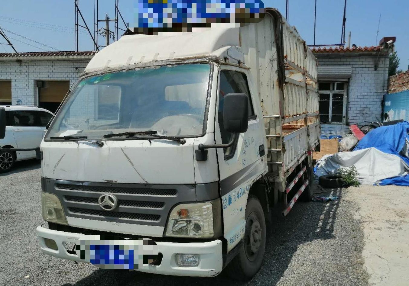 #其他品牌 載貨車  92匹 2010年10月 4x2