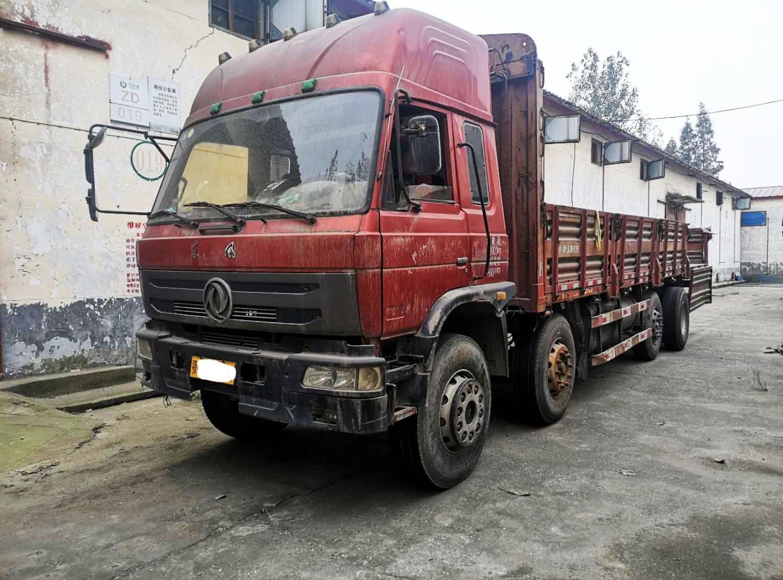 东风天龙 载货车  95匹 2012年09月 6x4