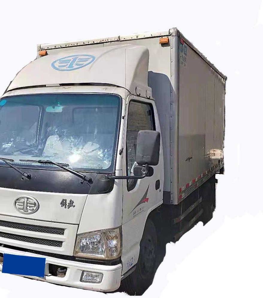 一汽解放J6 载货车  2014年07月 4x2