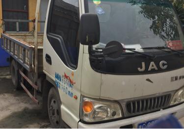 江淮其他车系 载货车  150匹 2012年05月 4x2